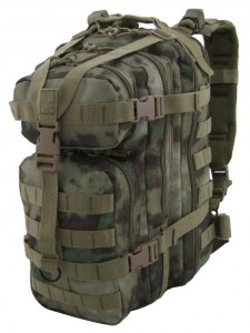 Plecak ASSAULT BACKPACK CAMO 25L ATC-FG