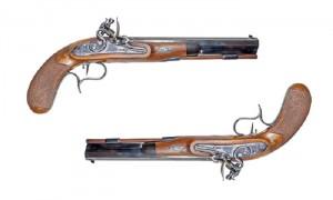 Broń czarnoprochowa model