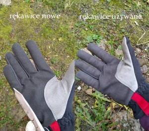 rękawiczki spód