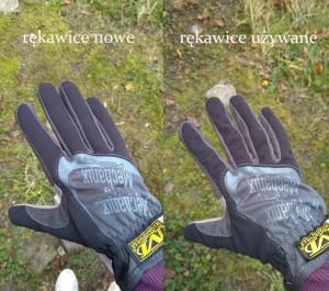 rękawiczki wierzch